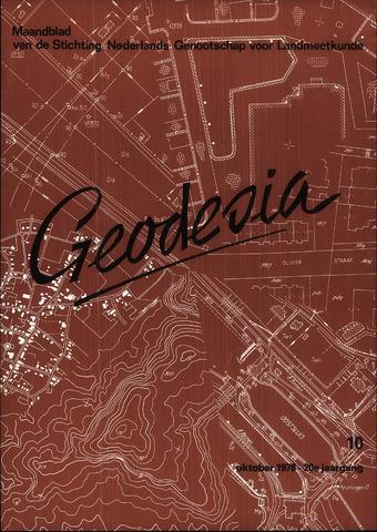 (NGT) Geodesia 1978-10-01