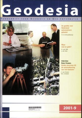 (NGT) Geodesia 2001-09-01