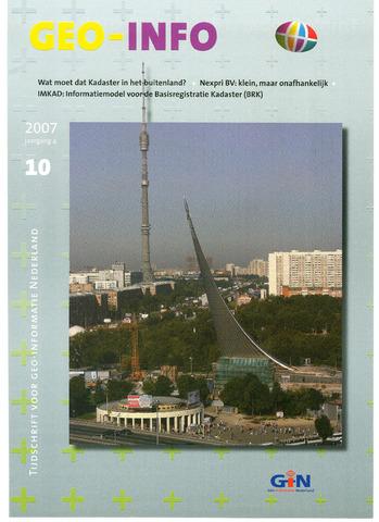Geo-Info 2007-10-01