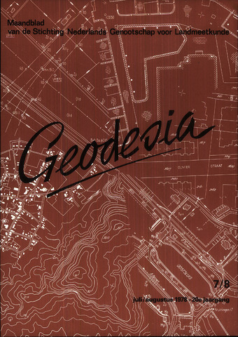 (NGT) Geodesia 1978-07-01