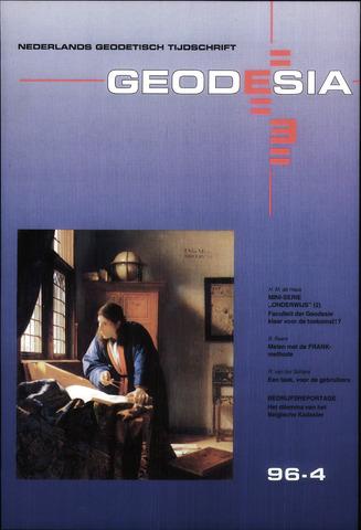 (NGT) Geodesia 1996-04-01