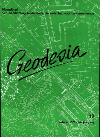 (NGT) Geodesia 1976-10-01