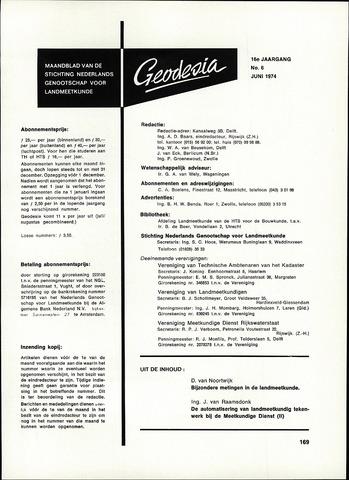 (NGT) Geodesia 1974-06-01