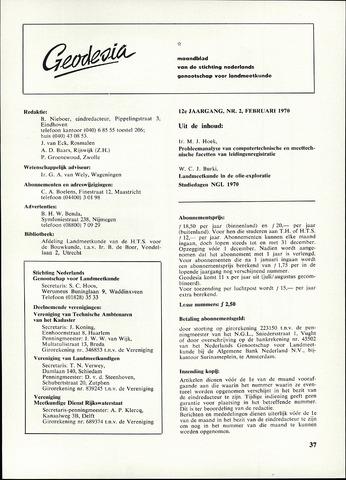 (NGT) Geodesia 1970-02-01