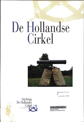 De Hollandse Cirkel (DHC) 2008-09-01