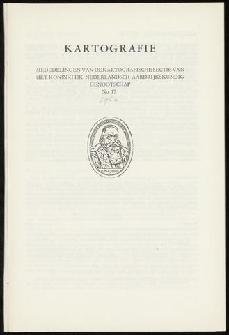Kartografie 1962-10-01