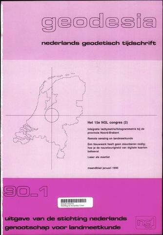 (NGT) Geodesia 1990-01-01