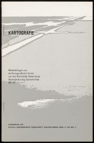 Kartografie 1971-04-01