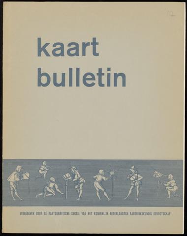 Kaartbulletin 1968-07-01