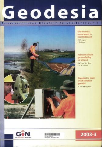 (NGT) Geodesia 2003-03-01