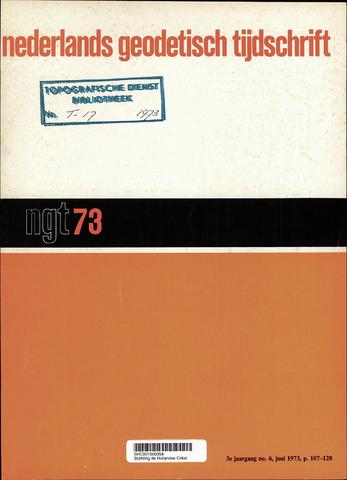 Nederlands Geodetisch Tijdschrift (NGT) 1973-06-01
