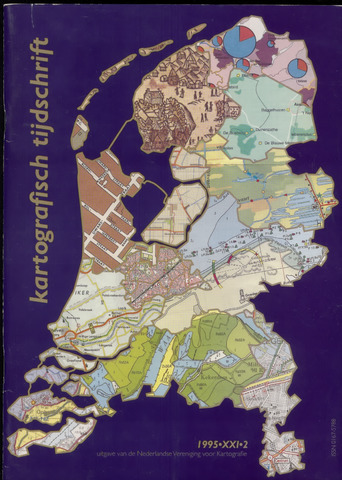Kartografisch Tijdschrift 1995-04-01