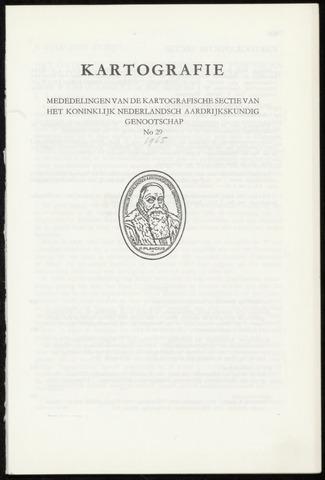 Kartografie 1965-10-01