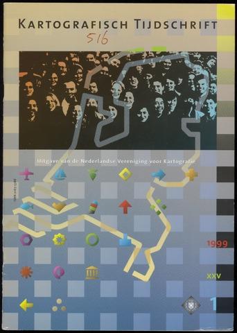Kartografisch Tijdschrift 1999