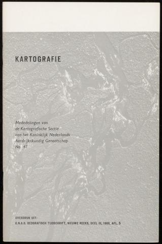 Kartografie 1969-12-01