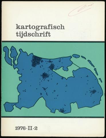 Kartografisch Tijdschrift 1976-04-01