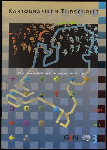 Kartografisch Tijdschrift 2003-07-01