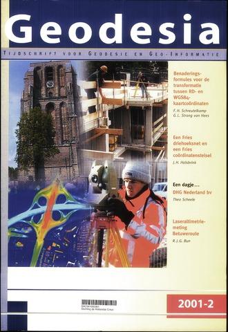 (NGT) Geodesia 2001-02-01