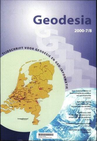 (NGT) Geodesia 2000-07-01
