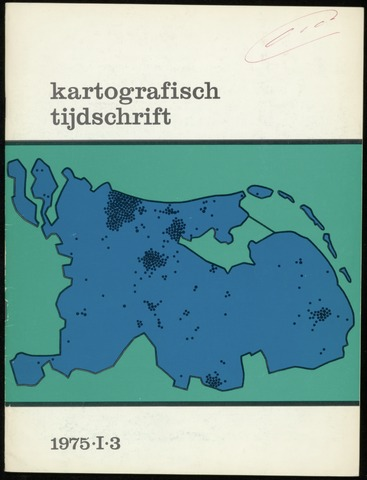 Kartografisch Tijdschrift 1975-07-01