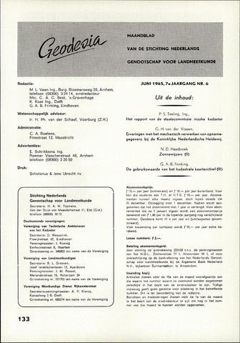 (NGT) Geodesia 1965-06-01