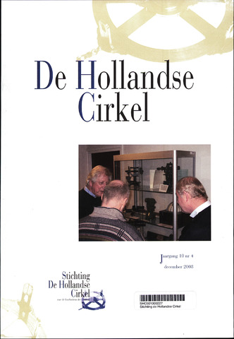 De Hollandse Cirkel (DHC) 2008-12-01