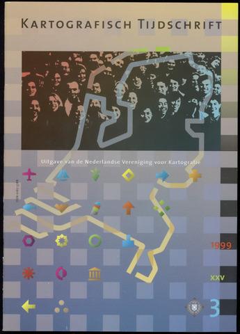 Kartografisch Tijdschrift 1999-07-01