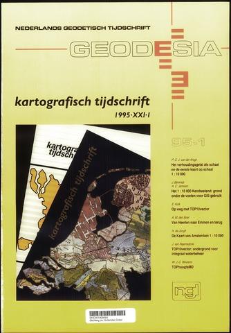 (NGT) Geodesia 1995-01-01