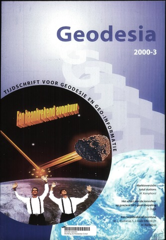 (NGT) Geodesia 2000-03-01