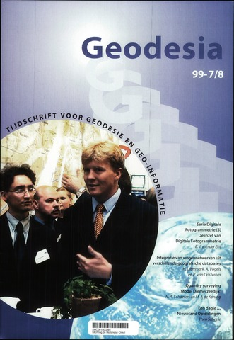 (NGT) Geodesia 1999-07-01