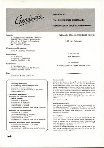 (NGT) Geodesia 1966-07-01