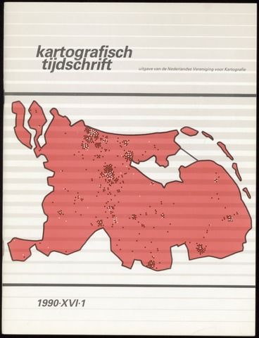Kartografisch Tijdschrift 1990-01-01