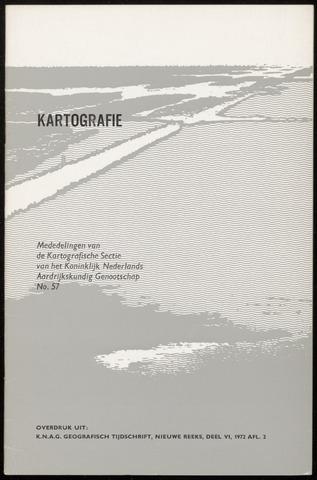 Kartografie 1972
