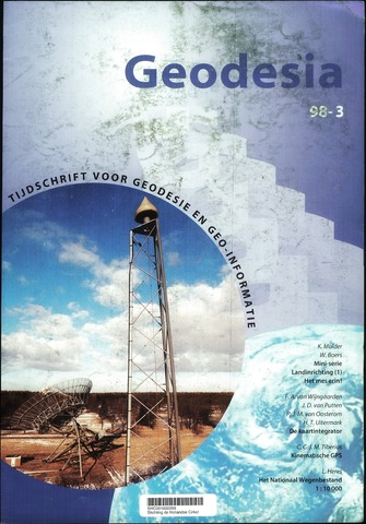 (NGT) Geodesia 1998-03-01
