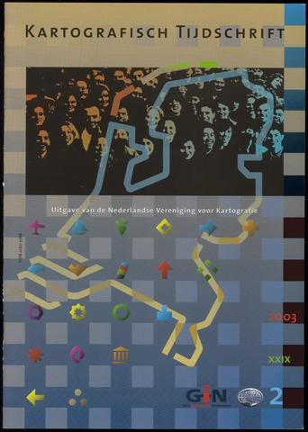 Kartografisch Tijdschrift 2003-04-01