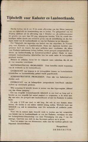 Tijdschrift voor Kadaster en Landmeetkunde (KenL) 1933-01-01