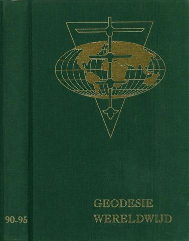 Lustrumboek Snellius 1995-01-01
