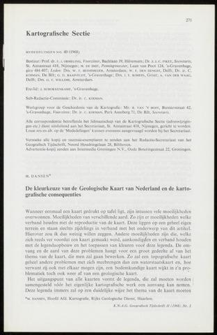 Kartografie 1968-07-01