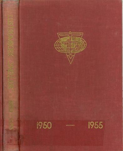 Lustrumboek Snellius 1955-01-01