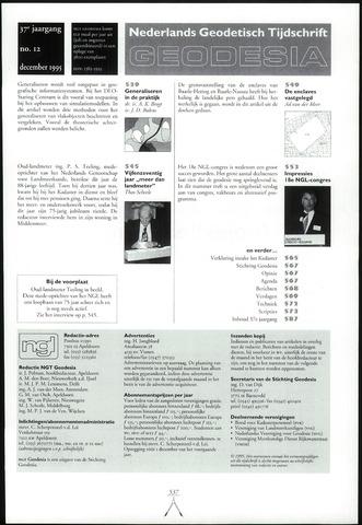 (NGT) Geodesia 1995-12-01