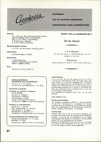 (NGT) Geodesia 1964-03-01