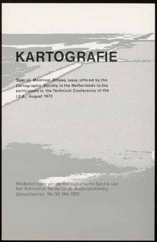 Kartografie 1972-08-01