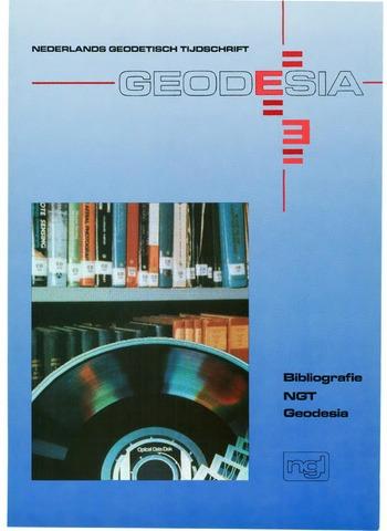 (NGT) Geodesia 1993-12-30