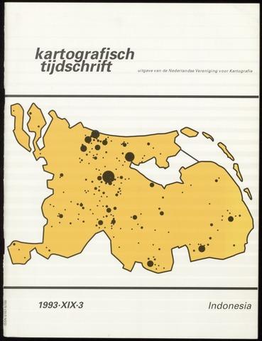 Kartografisch Tijdschrift 1993-07-01