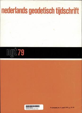 Nederlands Geodetisch Tijdschrift (NGT) 1979-04-01
