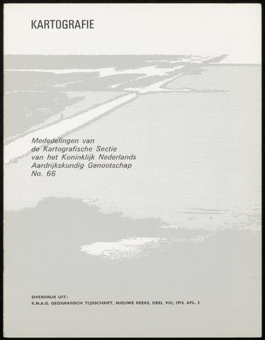 Kartografie 1974-07-01