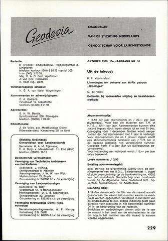 (NGT) Geodesia 1968-10-01