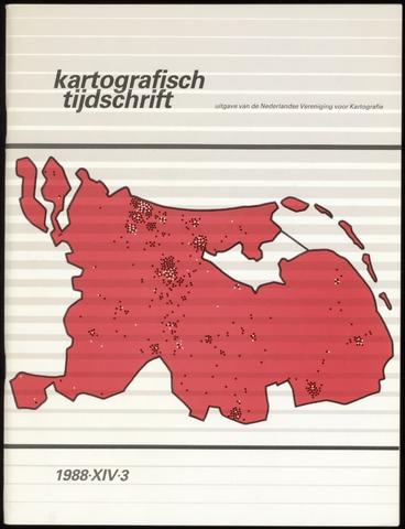 Kartografisch Tijdschrift 1988-07-01