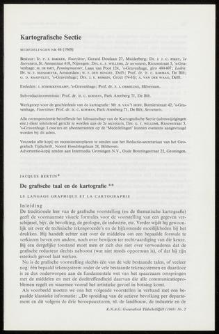 Kartografie 1969-04-01