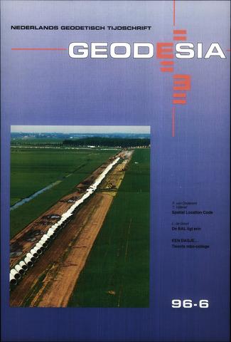 (NGT) Geodesia 1996-06-01